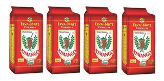 Ximango Erva Mate Tradicional Vácuo 4 Kg Validade 1 Ano