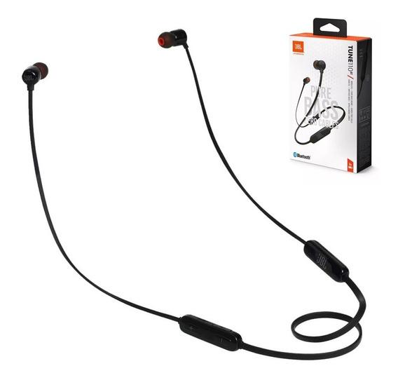 Fone De Ouvido Jbl Tune 110bt Bluetooth Original + Frete