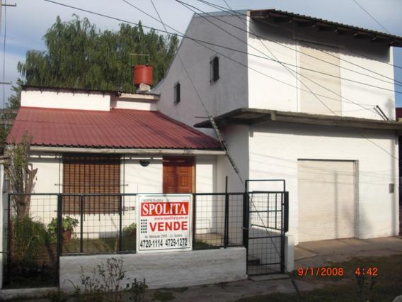 Casa 3 Amb En Lote Propio Zona Camino Del Buen Aire