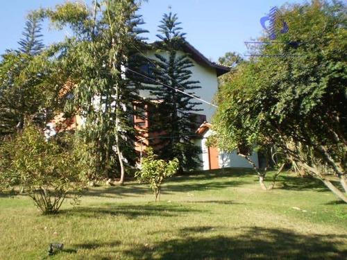 Chácara Com 4 Dormitórios À Venda, 11000 M² Por R$ 1.750.000,00 - Chácara Alpina  - Valinhos/sp - Ch0081