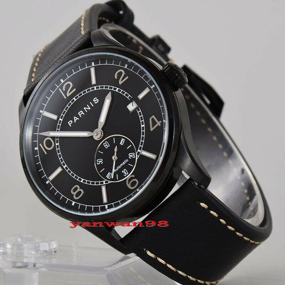 Relógio Parnis Blackout Automático