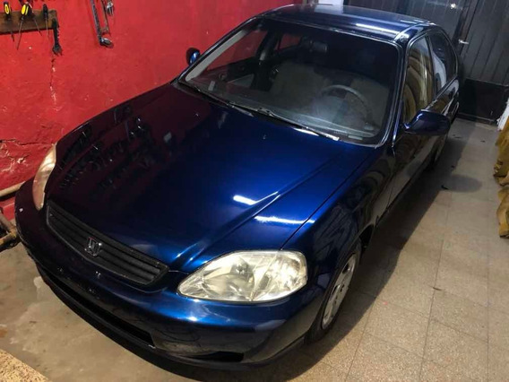 Honda Civic 1.6 Lx 1999