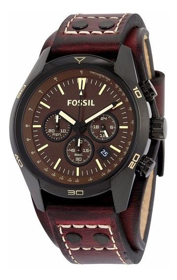 Relógio Fossil Masculino Ch2990/0mn
