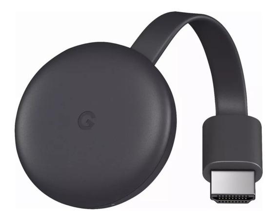 Chromecast 3 Google 2019 Full Hd Bluetooth Original Lacrado
