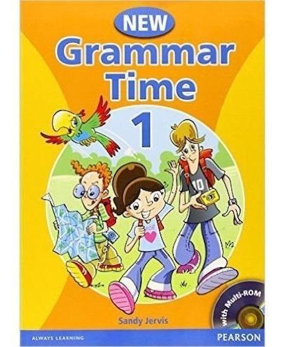 Imagen 1 de 1 de New Grammar Time 1 - Student´s Book - Pearson