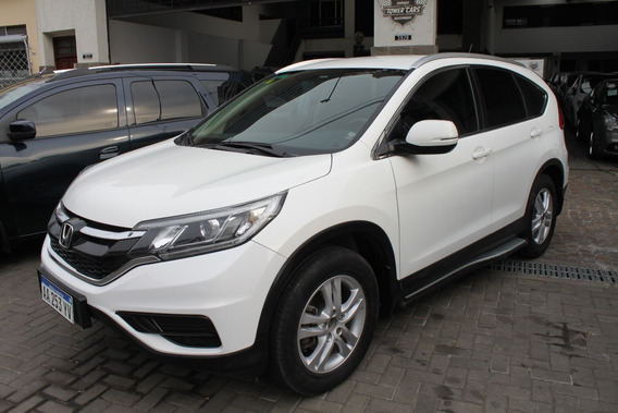 Honda Cr-v 2.4 Lx At 2016