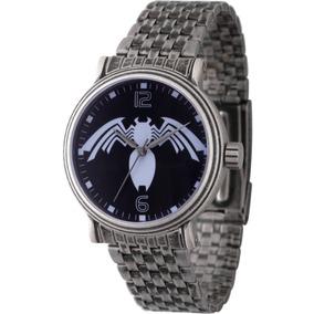 Reloj Marvel Para Hombre Wma000218 Tablero De Venom, Pulso