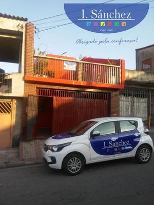 Casa Para Locação Em Itaquaquecetuba, Vila Monte Belo, 2 Dormitórios, 2 Banheiros, 2 Vagas - 170517b