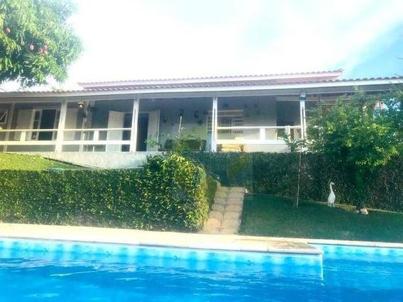 Chácara Com 4 Dormitórios À Venda, 1400 M² Por R$ 650 Mil - Vitória Régia - Atibaia Sp - Ch0132