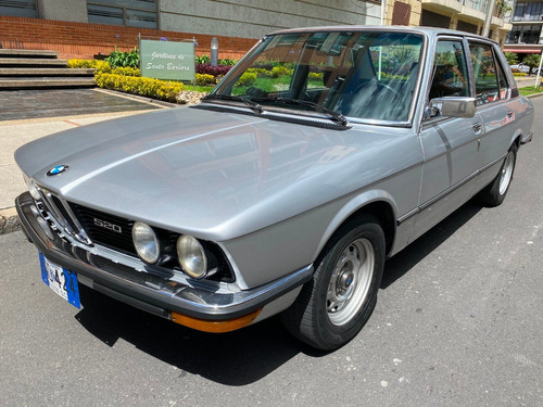 Bmw 520 Antiguo 1980