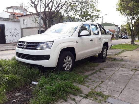 Volkswagen Amarok 2011 4x4 163 Hp