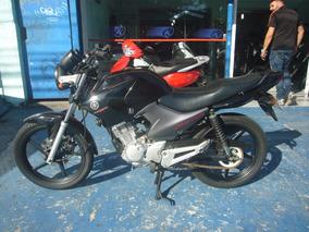 Yamaha Ybr 125 Ed Ano 2009 Preta R$ 4.999 (11) 2221.7700