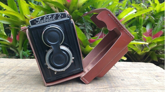 Câmera Fotográfica Lubitel 2