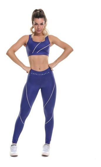 Conjunto Labellamafia Legging + Top Color Gloss