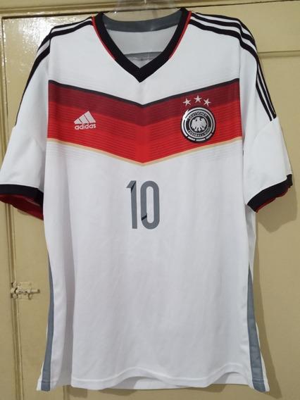 Camisa Da Seleção Da Alemanha