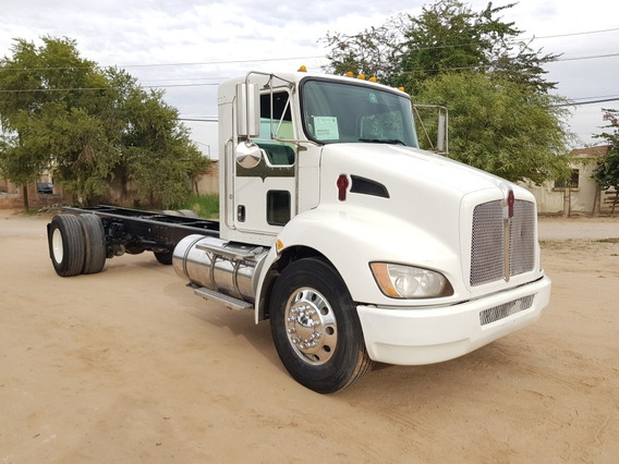 Kenworth T-370 Mexicano 100%