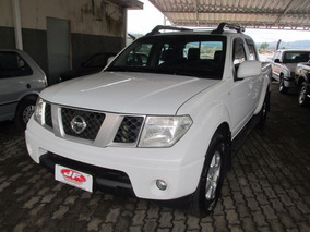 Nissan Frontier Le 4x4 Cabine Dupla 2.5 Turbo Eletronic