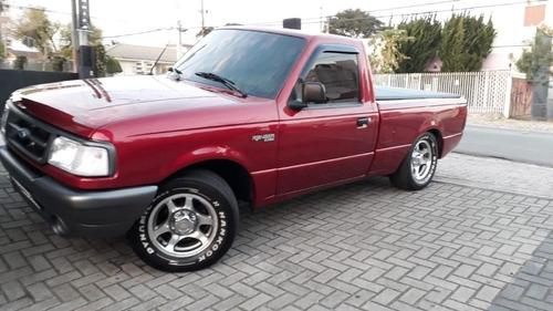 Imagem 1 de 15 de Ford Ranger Xl 4.0 V6 Americana - 1995