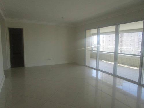 Apartamento À Venda No Grand Club Vila Ema, 182m² 4 Dormitórios, 2 Suítes - Ap1680