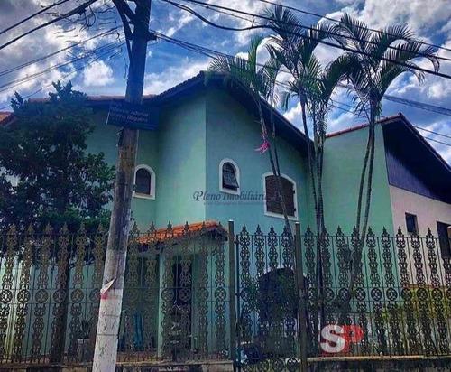 Imagem 1 de 23 de Casa Com 4 Dormitórios À Venda, 179 M² Por R$ 957.000,00 - Jardim Paraíso - São Paulo/sp - Ca0402