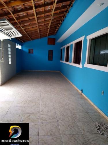 Imagem 1 de 13 de Casa Totalmente Térrea Com 136 M²  Na Vila Pires Sto André, Sendo 3 Dormitórios, 1 Suíte, 3 Vagas. - Ca00114 - 69690724
