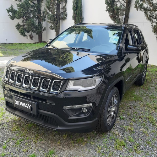 Jeep Compass 2.4 Sport 2021 4x2 Aut 6ta Contado  #13