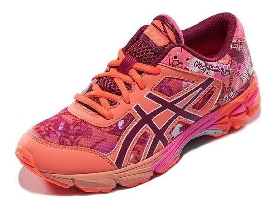 Tenis Asics Gel Noosa Tri Hot Pink Crossfit Triatlon 11