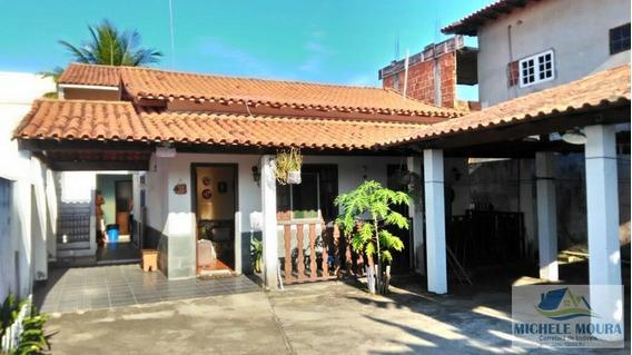 Casa 4 Dormitórios Ou + Para Venda Em Araruama, Vila Capri, 4 Dormitórios, 3 Banheiros, 2 Vagas - 79