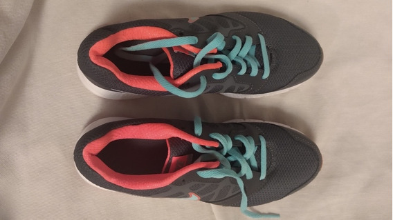 Zapatillas Nike Downshifter 6 Training Sin Uso Talle 36,5