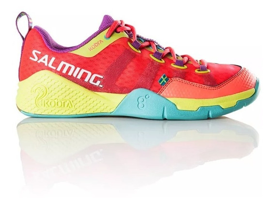 Zapatilla Salming- Kobra Pink - Handball/squash/volley