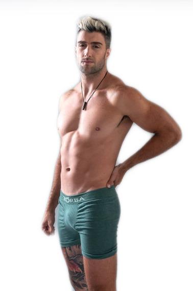 Boxer Hombre Zorba Pack Por 6 Calzoncillos Algodon, Art Z130