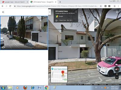 Inversionistas Única Oportunidad Hermosa Casa En Polanco