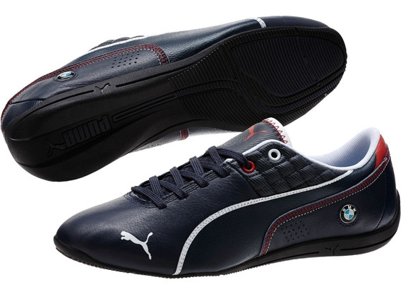 Zapatillas Puma Bmw Drift Cat 6 Cuero 42,5 Original