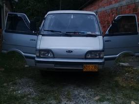Camioneta Kia Besta 95, Motor Mazda 2000