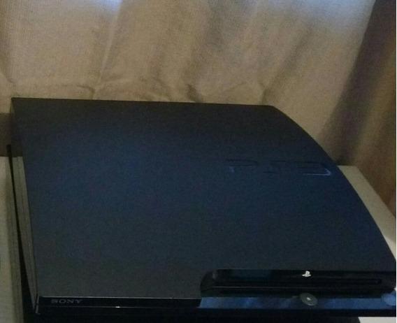 Playstation 3, 120gb (original), 4 Jogos, 1 Controle, Cabos.
