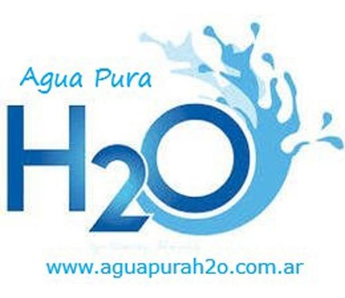 Imagen 1 de 6 de Cartucho Carbon Activado Bloque Repuesto Filtro De Agua