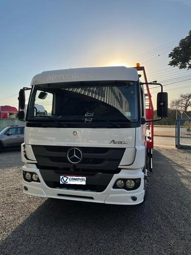 Imagem 1 de 15 de Caminhão Plataforma - Mb 2430 (2019)