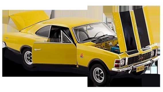 Opala Ss 1:8 Completo Para Montar Salvat 100 Fasciculos