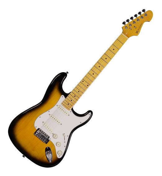 Guitarra Strato 6 Cordas 22 Trastes - Vs Michael