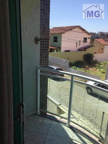Imagem 1 de 18 de Apartamento À Venda, 70 M² Por R$ 280.000,00 - Riviera Fluminense - Macaé/rj - Ap0509