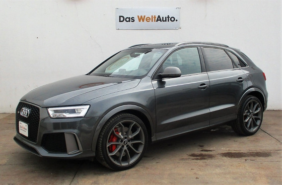 Audi Q3 Rs Performance 2017