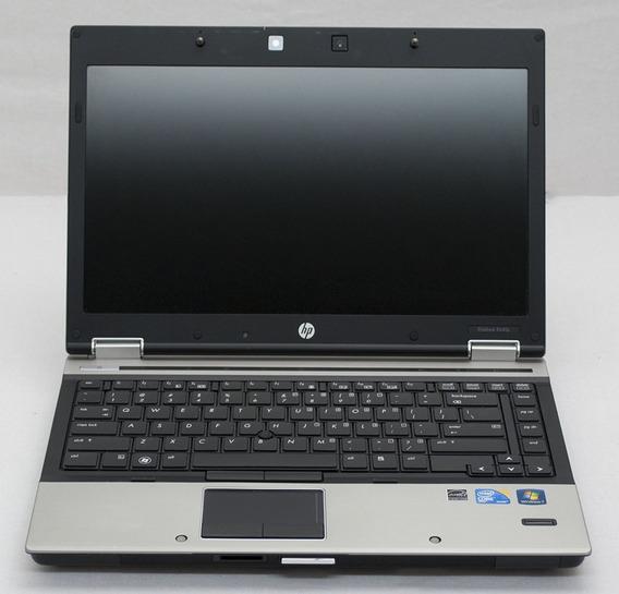 Notebook Hp 8440p I5 2.40ghz-4gb Ram- Tela14 - Bateria Nova