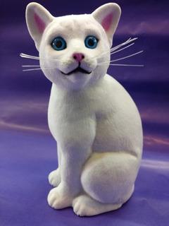 Gato Gatos Hermosos Adornos Ojitos Muy Tiernos Regalos Mujer
