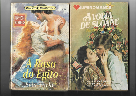 Barbara Cartland Extra Lote (07) 4 Livros