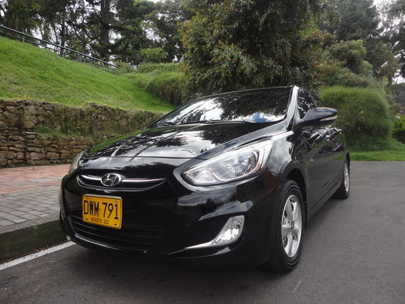 Hyundai Accent Premium Nb Mt 1600 Full Equipo