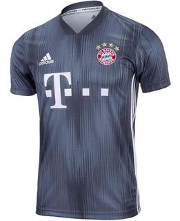Jersey adidas Futbol Bayern Munich Tercero Original 18/19