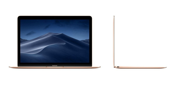 Macbook De 12 Polegadas De 512gb