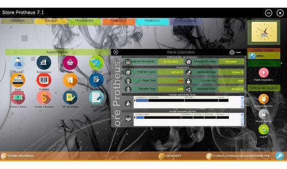 Promoção !!!! Store Protheus 7.1 Completo Em Delphi Xe8