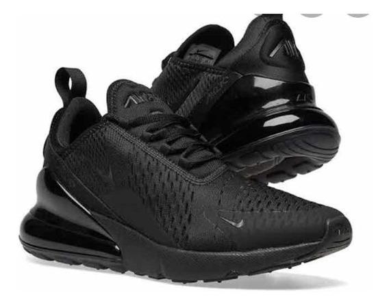 Calzado Nike Airmax 270 Negro Meses Sin Intereses