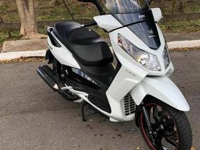 Moto Dafra Citycom 300 Cbs -impecável- Documentos 2019 Pagos